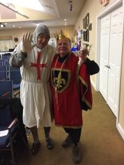 Divine Comedy raises funds for our Outreach programs