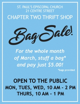 Bag Sale March 2019 jpg