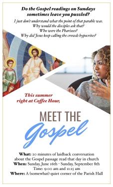 Meet the Gospel